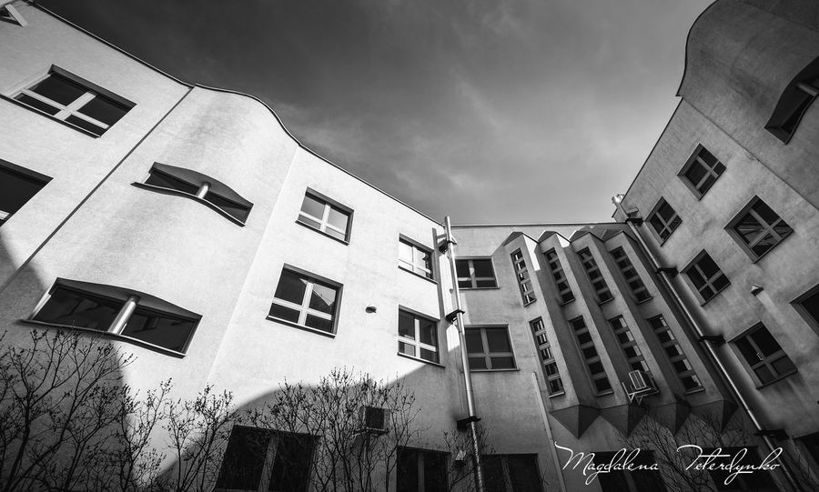 Apartment Architecture Building Building Exterior Built Structure City City Life Cloud Cloud - Sky Cloudy Day Eye4photography  EyeEm Best Shots EyeEm Gallery High Section Low Angle View Magdalena Teterdynko No People Outdoors Residential Building Residential Structure Sky
