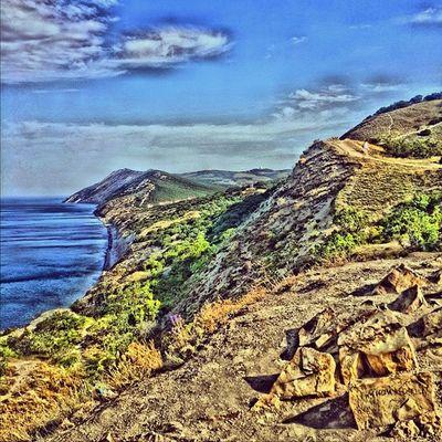 анапа2014 лето отдых Море hdr heat anapa sukko sea sky summer