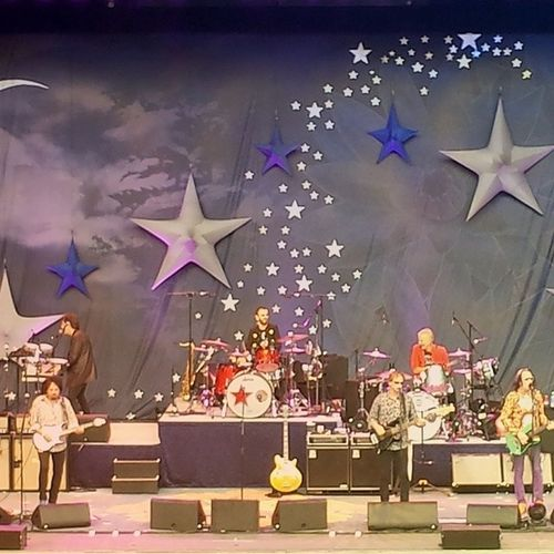 Ringo starr and his all star band Concert Photography Musician Band Ringo Starr Santa Barbara