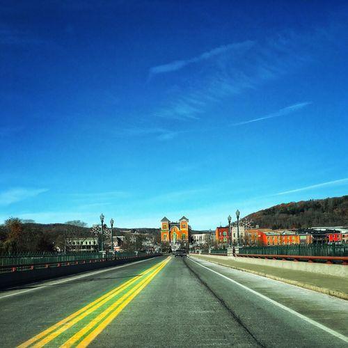 Bridge to Owego