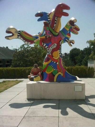 #NewCity #Angers #Niki de Saint Phalle