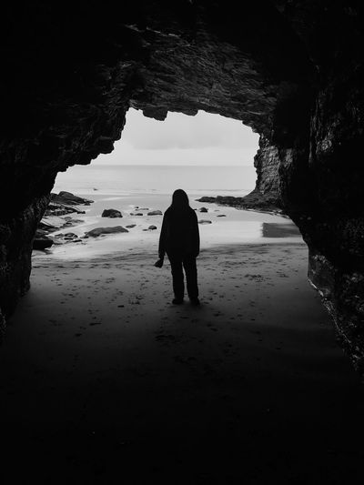 Cave dweller EyeEmNewHere Cave Silhouette Pirate The Great Outdoors - 2017 EyeEm Awards