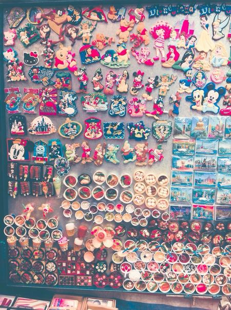 Everything In Its Place Refrigerator Magnets Disney Ladiesmarket HongKong The Mix Up