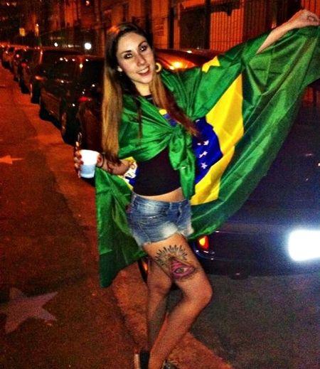 Tatendocopasim Brazil Girl Night ???