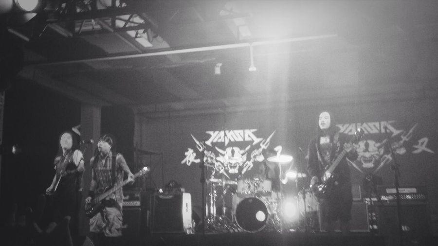 YAKSA FCK THE WORLD Live Music YAKSA Chengdu Metal