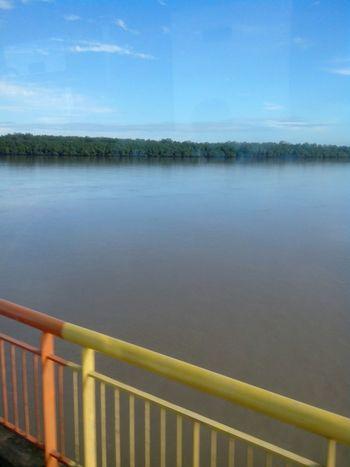 Le pont de Cayenne