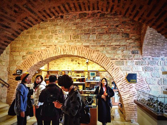 Gezgin İbrahim Paşa sarayında... Ottomanpalace