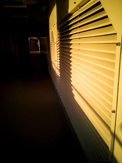 Close-up of illuminated lights at home