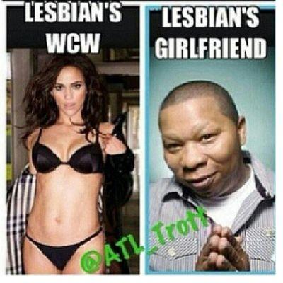 LLS! Icant SoWrongButSoTrue Lesbians MannieFresh MannieFreshLookinFemales WCW