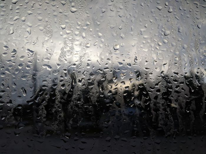 Rain Drops Water Backgrounds Frosted Glass Full Frame Drop Window Wet RainDrop Condensation Glass - Material Water Drop Droplet Rainy Season Glass Rain Windscreen Rainfall Transparent