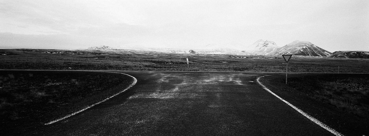 Architecture Day Iceland Icelnad Landscape Mountain Nature No People Outdoors Panorama Panoramic Sky Xpan