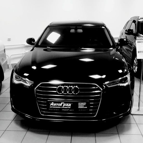 Car Indoors  Auto Racing Sports Race Racecar No People Day Audi Audix6 X6 Blackandwhite Black & White Model Black And White Photography
