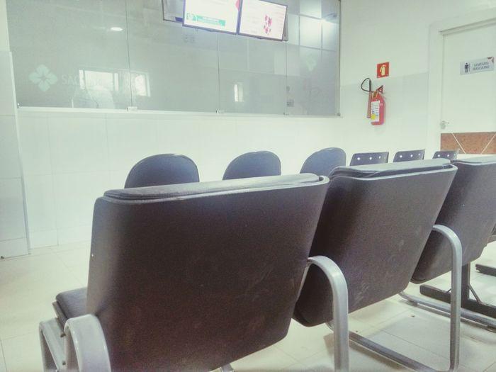 Sala de espera... Espera Sala De Espera Hospital Pronto Socorro Saúde Sus
