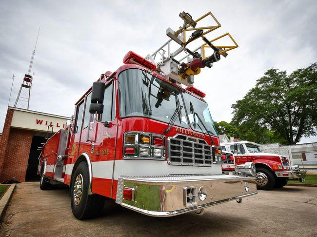 Williamston, SC Firetruck Fire Engine Fire Engines Williamston, SC