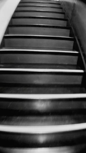 Indoors  Architecture Black & White Stairs And Steps