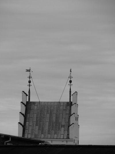 Church Tower Blackandwhite Architecture Building Exterior Built Structure