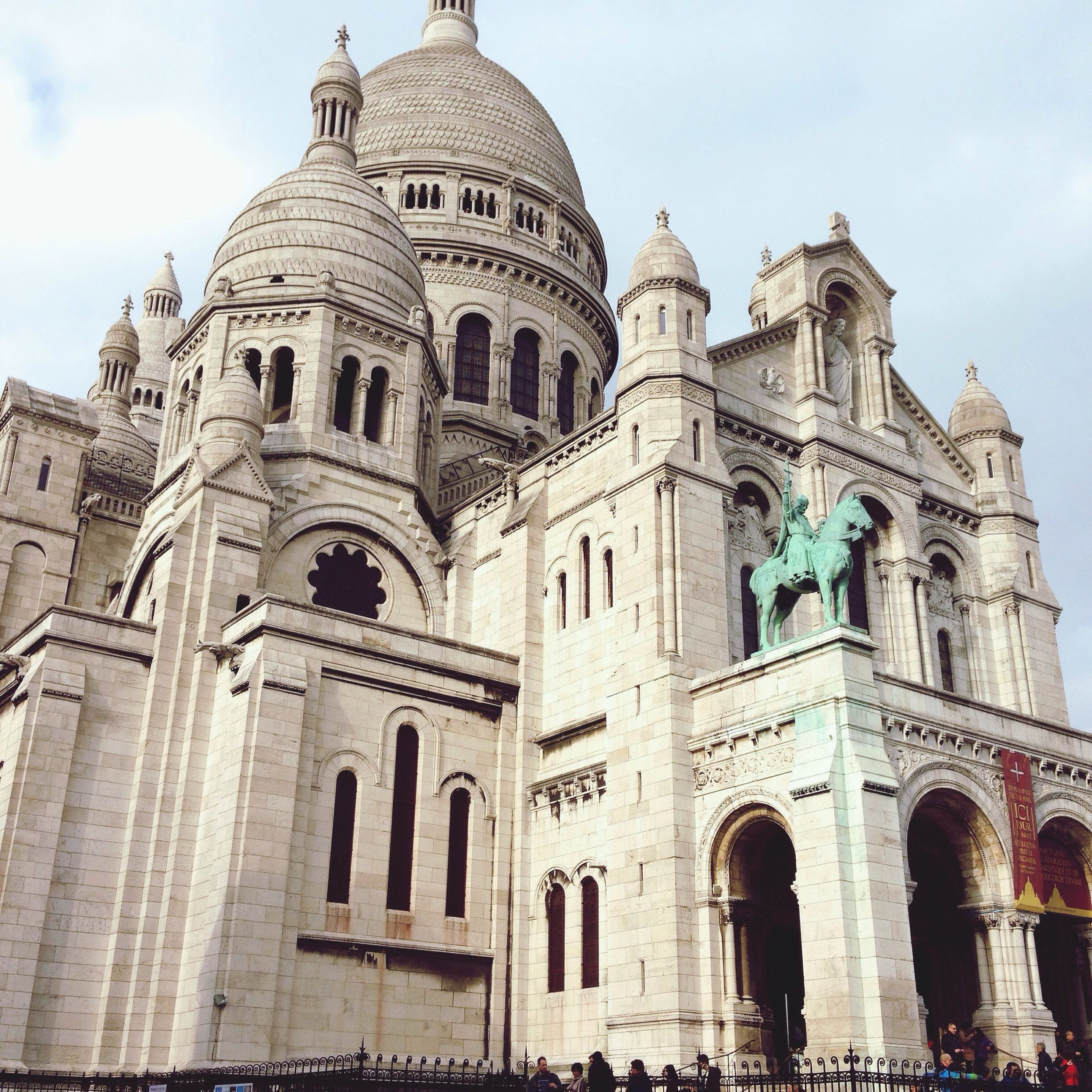 place of worship, religion, church, architecture, spirituality, building exterior, built structure, cathedral, low angle view, famous place, travel destinations, dome, tourism, sky, travel, history, cross, facade