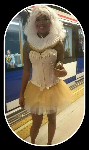 Happy Halloween 2015 The Portraitist - 2015 EyeEm Awards The Changing City