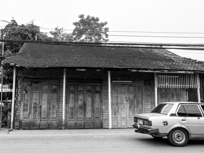 Old town Land