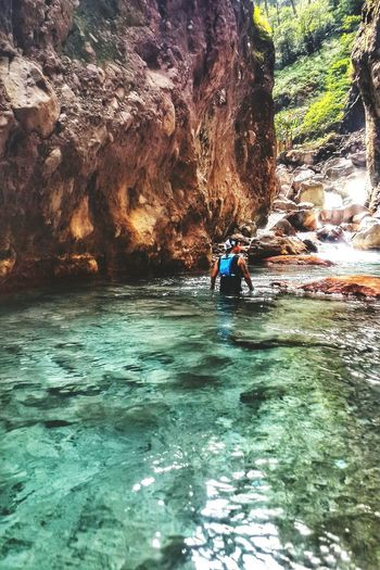 People And Places Hotspring Nature philippines Landscape