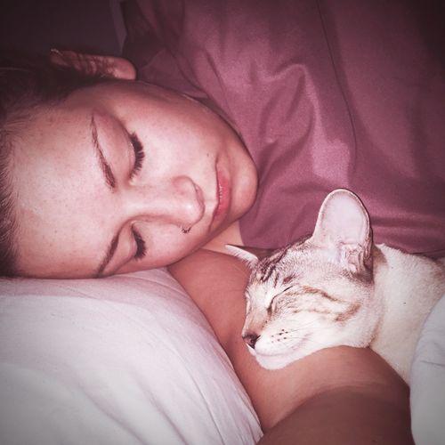 Kitty 🐱😴😍