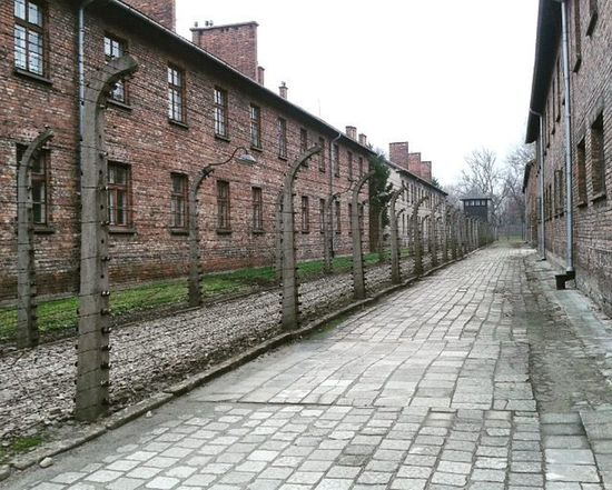 Oswiecim Auschwitz  Worst  Place Ever Poland Yesterday Schooltrip Trip Photooftheday Horrible Cant Imagine How IT Worked Auschwitz Birkenau Auschwitz Monument Travel Photography Horrible Pic Horrible