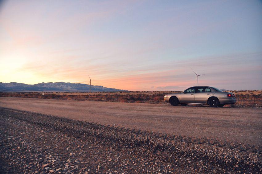 Car Landscape Landscape_Collection Landscape_photography Landscapes Landscape Photography My Car♥ My Car Open Sky Sky Sky And Clouds Sky_collection Road Dirt Dirt Road