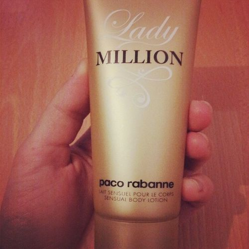 Perfect ! Lady Million  Thanks  Beautysuccess cadeau gratuit parfait trop beau bon in love t4l likes follow hope