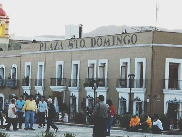 Hanging Out Starting A Trip Oaxaca México