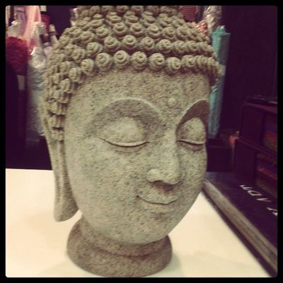 Buddha smiles :) Buddha Peaceful Serene Calm shoppingart