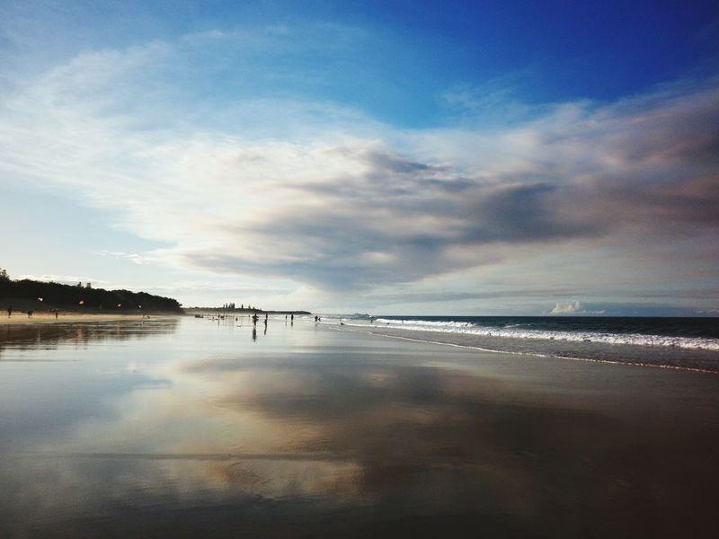 Life Is A Beach Caloundra Beach Life Aussie Life