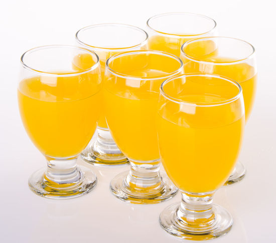 Close-up Day Drink Drinking Glass Food And Drink Freshness Fruit Healthy Eating Indoors  Liqueur No People Orange Juice  Refreshment Studio Shot Variation White Background