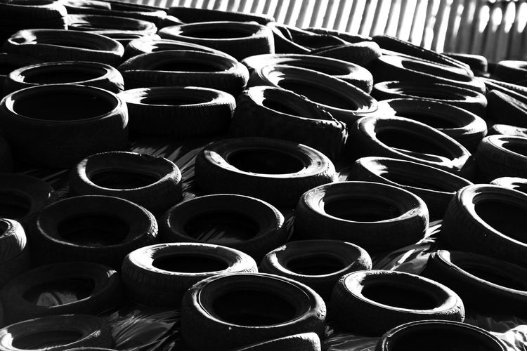 Abstract Blackandwhite Contrast Full Frame Industry Large Group Of Objects Monochrome No People Pattern Shadow Travel Urban Urban Geometry Welcome To Black Rethink Things