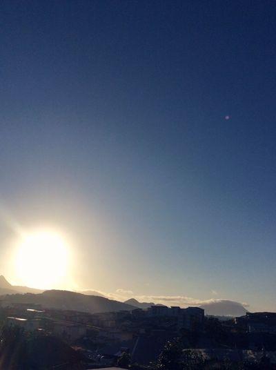 Enjoying The Sun 6 o'clock 😎☀️👍🏽