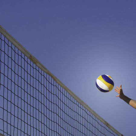 Beach volley Arm Ball Beach Volleyball Blue Eye4photography  EyeEm Masterclass Geometric Shape Illuminated Lifestyles Lighting Equipment Low Angle View Net Outdoors Sky Sport Volley Ball Showcase July