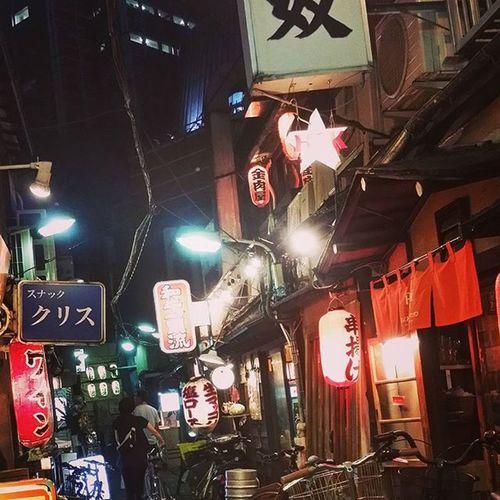 今日は、コノアタリ攻めます。 道まよい中 日本酒