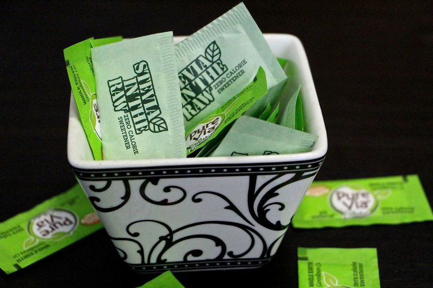 Artificial sweetener!! Capital Letter Close-up Communication Food And Drink Freshness Green Color Indoors  Information Message No People Non-western Script Number Paper Price Tag Still Life Studio Shot Sugar Substitu Sweeten Sweetener Table Text Western Script
