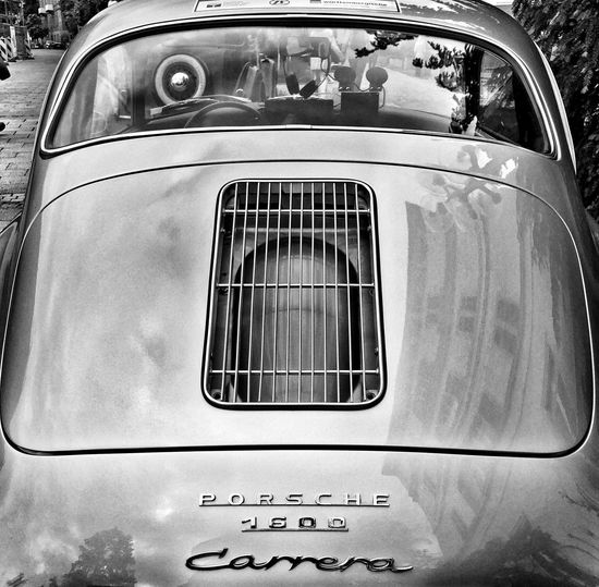 iPhone X & Snapseed App Car No People Day Outdoors Vintage Car Luxury