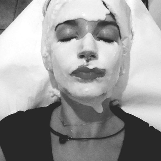 La Piel Que Habito Mask Relaxing Hehe