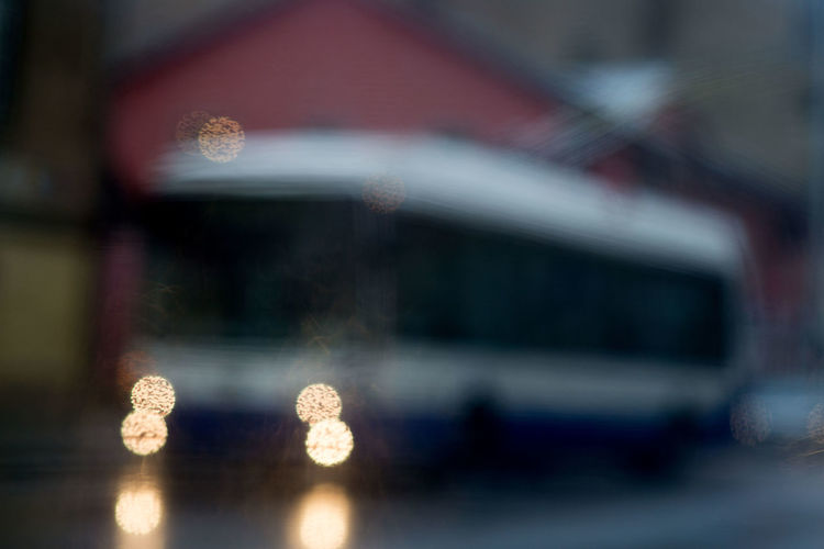 Abstract Backgrounds Bus Car City Life City Street Colorful Light And Shadow Rain Rain Drops Rainy Days Street Photography The City Light EyeEmNewHere