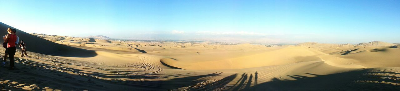 Travel Landscape Sand Sand Dune Sky Day Nature Outdoors Scenics Tranquility Sunlight Sunbeam Beauty In Nature Travel Destinations Sun
