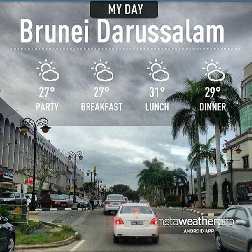 Balmy evening... Brunei InstaBruDroid Andrography Random Ramadhan Sungkai