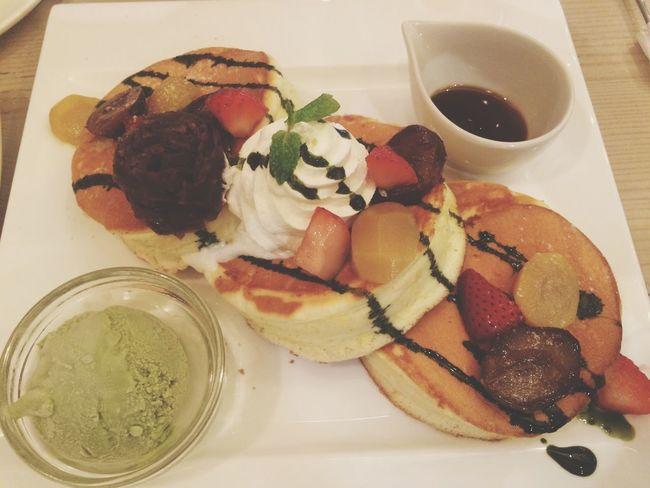 Pancake Yummy♡ Dessert