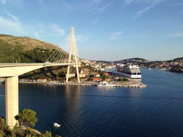 Kroatia Dubrovnik Sea