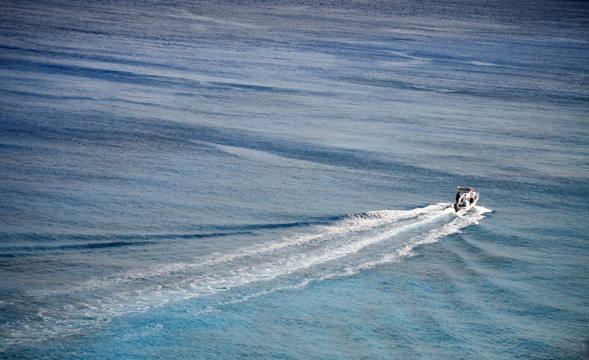 Caribbean Sea Beauty In Nature Caribbean Day Jet Boat Nature Outdoors Sea