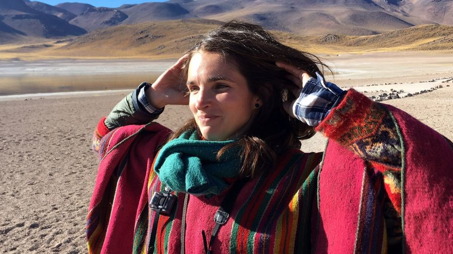 Laguna Miscanti - unreal Adult Adults Only Beauty Close-up Day Headshot Heat - Temperature Mountain My Year My View One Person One Woman Only One Young Woman Only Only Women Outdoors People Portrait Unreal Color Unreal Fantastic Unreal Place Warm Clothing Young Adult СЧАСТЬЕ счастье внутри
