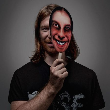 こんな変態見た事ない(崇拝 Aphextwin Aphex Twin Music Artistic FUJIROCK MyFavorite  Cult