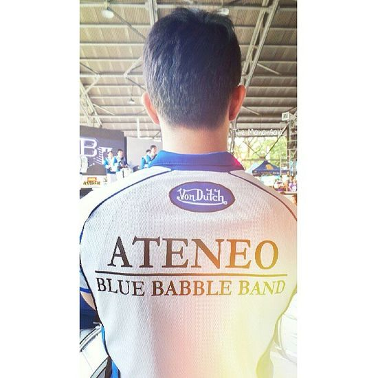 Gab Ateneo Bluebabbleband Orsem2013 Themanansala photography topmodel instapic instagram instagraphy igers hashtag gabrieldionglay
