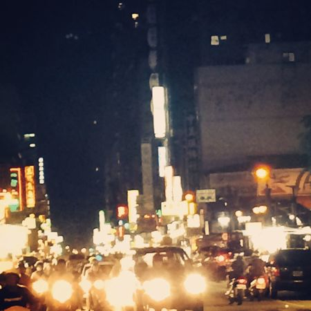 尋找 City Taiwan Street Night