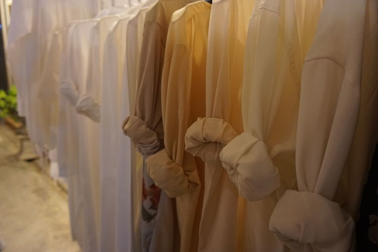 white shirt hanging for sale Shirts WhiteCollection On Sale Shirt Store Shirts For Sale Shirts Hanging Shirts Shop White White Color White Colour White Shirt